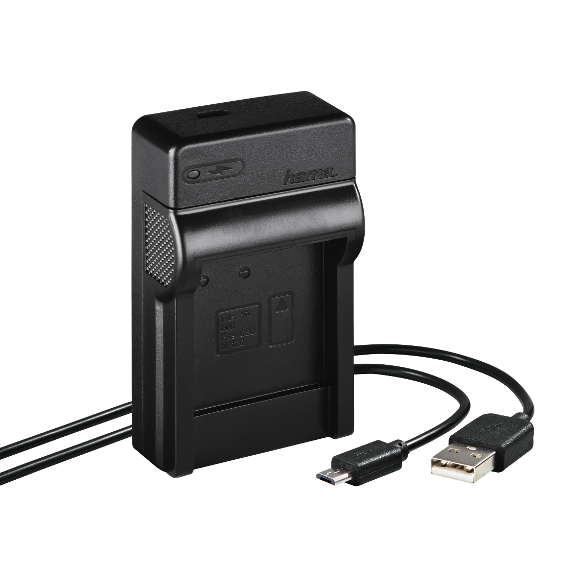 "abx High-Res Image - Hama, Chargeur USB ""Travel"" pour Sony NP-BN1"