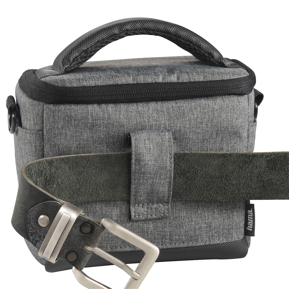 "dex High-Res Detail - Hama, Sac pour appareil photo ""Terra"", 110, gris"