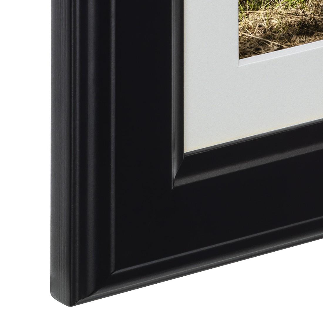 Hama Cadre photo en bois Iowa noir 20/x/30/cm