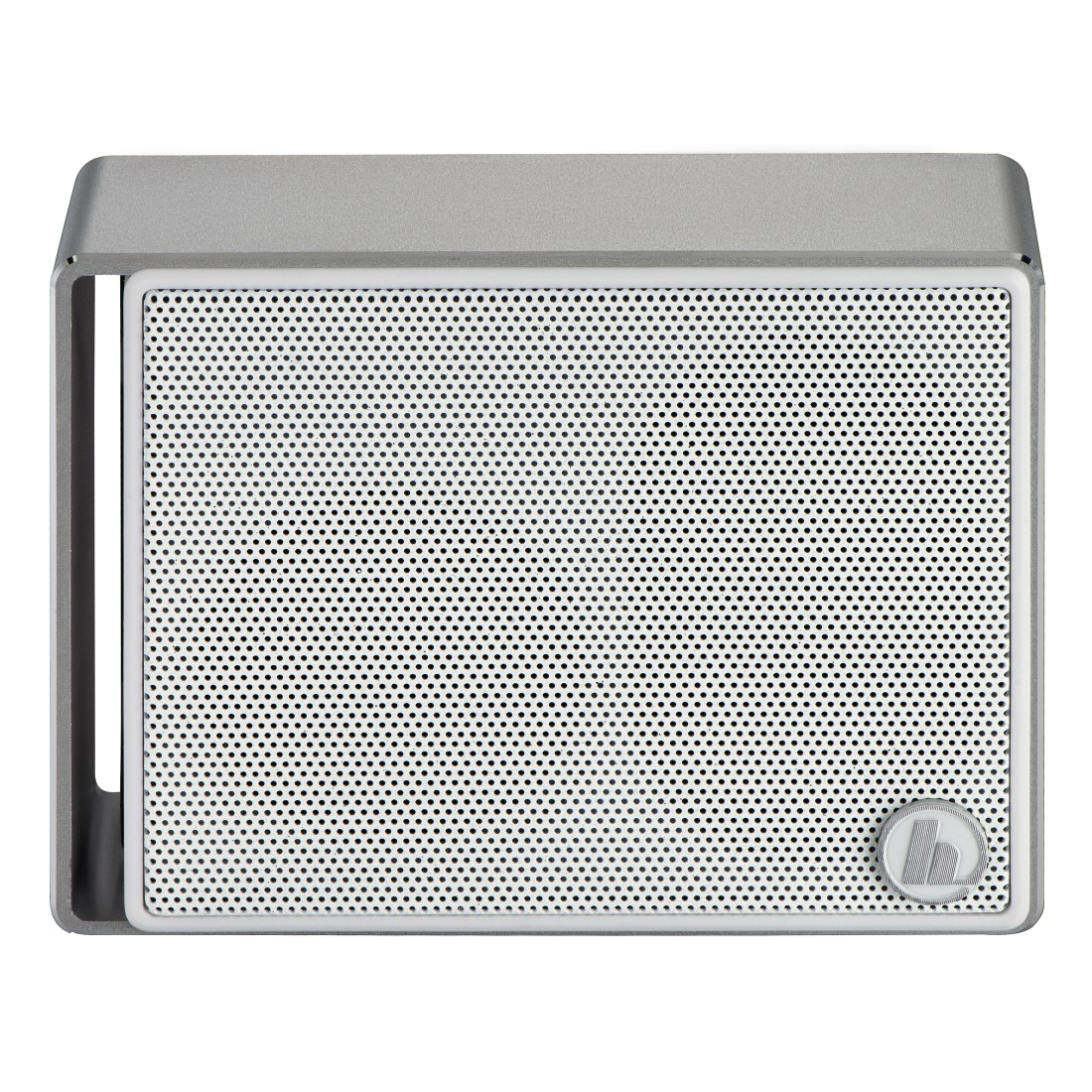 "abx High-Res Image - Hama, Enceinte Bluetooth® mobile ""Pocket Steel"", argent"