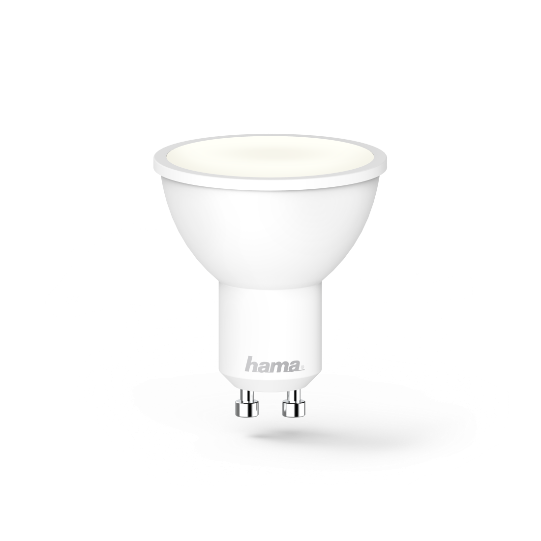 abx2 High-Res Image 2 - Hama, Ampoule LED WiFi, GU10, 4,5 W, RVB, réglable