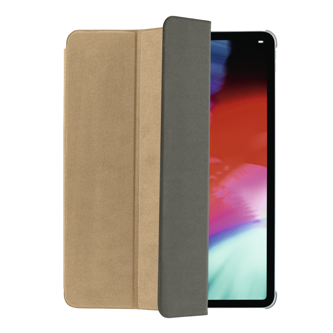 "abx High-Res Image - Hama, Pochette pour tablette pour Apple iPad Pro 11"", beige"