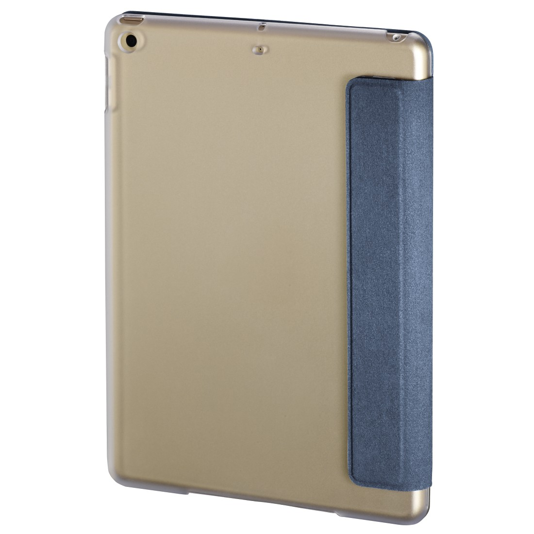 "awx3 High-Res Appliance 3 - Hama, Étui pour tablette ""Suede Style"" p. Apple iPad 9.7 (2017/2018), bleu clair"