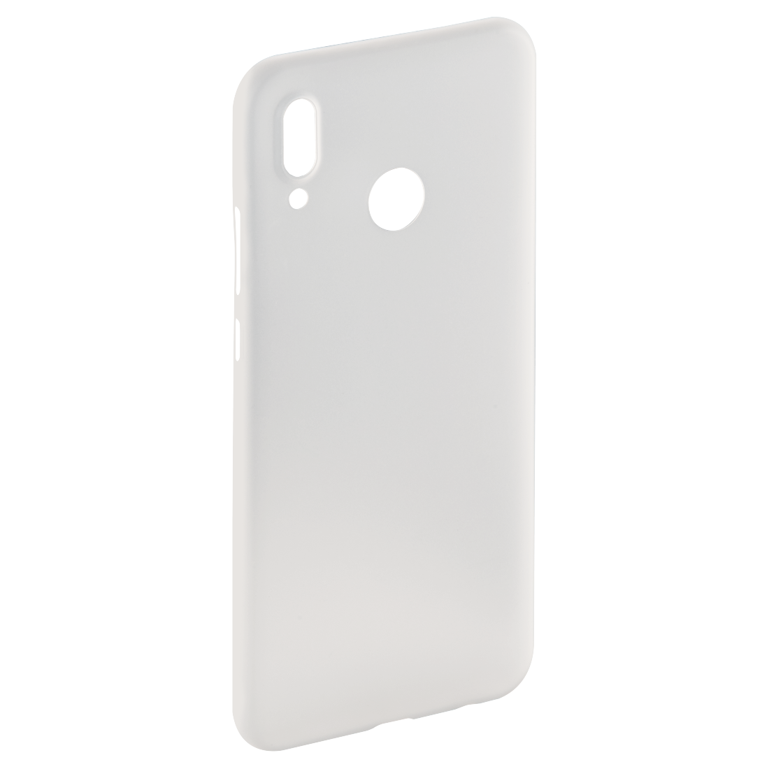 "abx2 High-Res Image 2 - Hama, Coque de protection ""Ultra Slim"" pour Huawei P20 Lite, blanche"