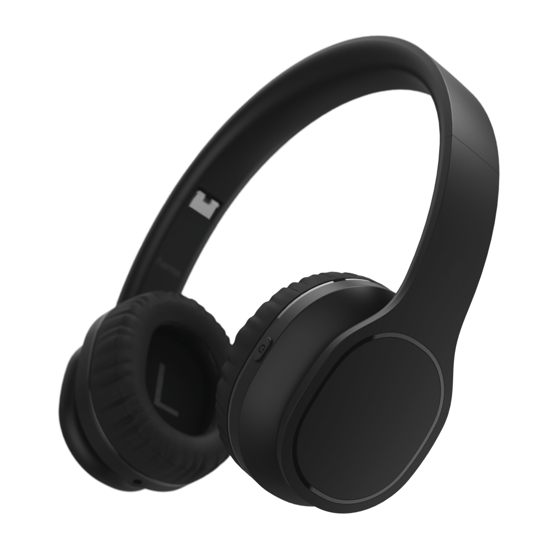 "abx High-Res Image - Hama, Casque Bluetooth® ""Touch"", supra-aural, micro., comm. tactile, noir"