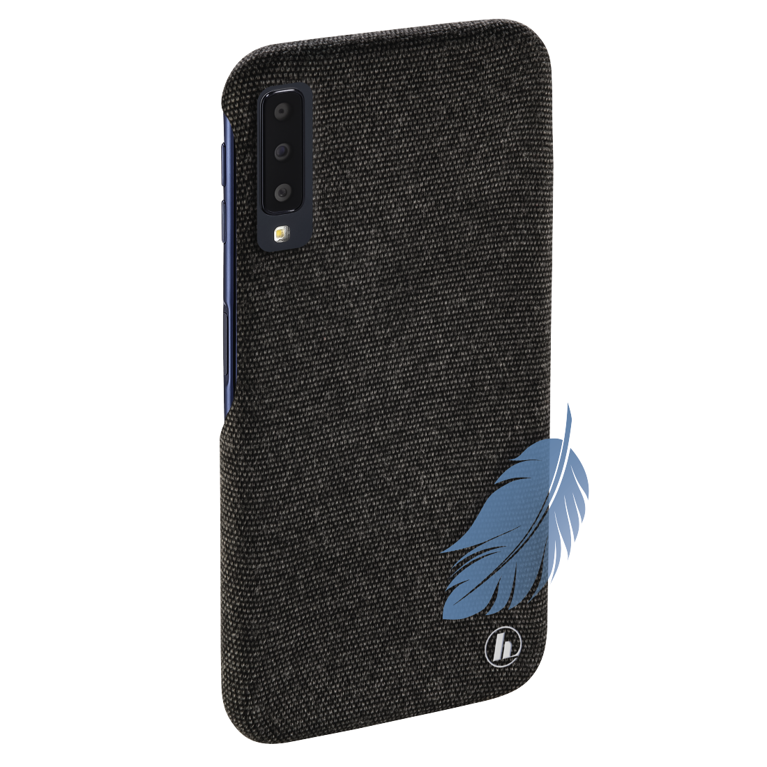 "abx2 High-Res Image 2 - Hama, Coque de protection ""Cozy"" pr Samsung Galaxy A7 (2018), noire"