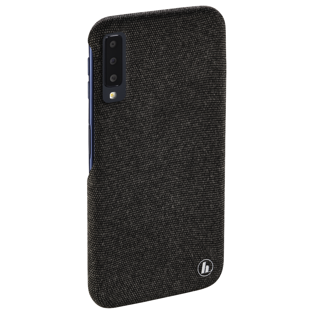 "abx4 High-Res Image4 - Hama, Coque de protection ""Cozy"" pr Samsung Galaxy A7 (2018), noire"