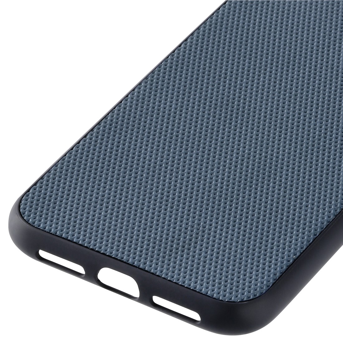 "dex High-Res Detail - Hama, Coque de protection ""Rainbow"" pour Apple iPhone X/Xs, bleu pétrole"