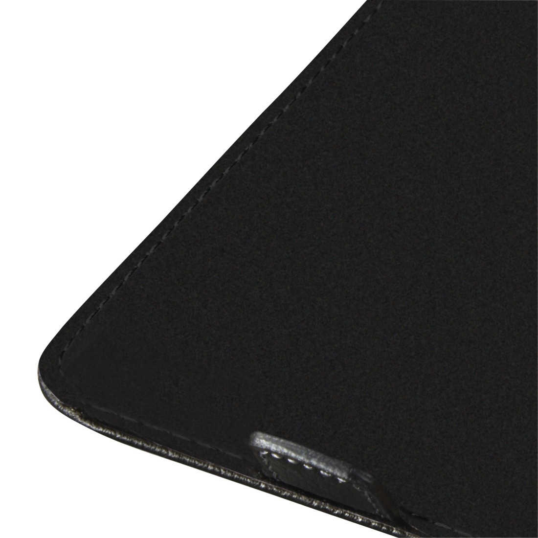 "dex High-Res Detail - Hama, Étui à rabat ""Smart Case"" pour Samsung Galaxy S10+, noir"