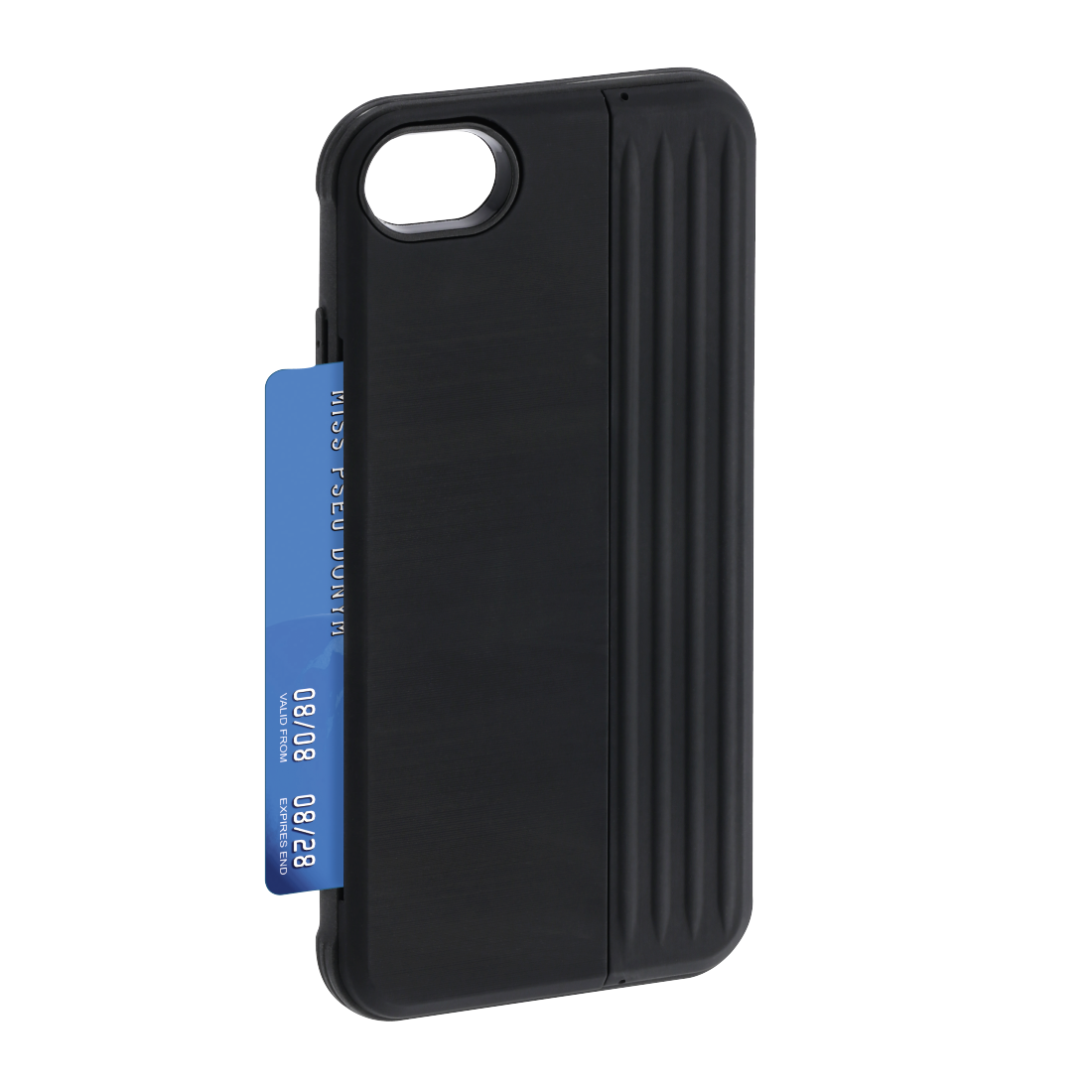 "abx4 High-Res Image4 - Hama, Coque de protection ""Rugged"" pour Apple iPhone 7/8, noir"