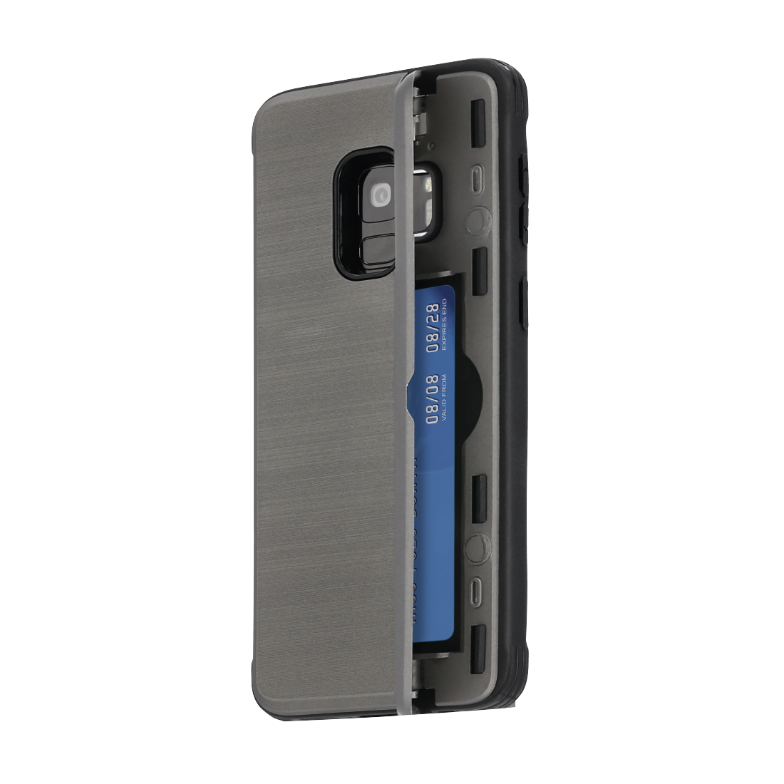 "abx2 High-Res Image 2 - Hama, Coque de protection ""Rugged"" pour Samsung Galaxy S9, anthracite"