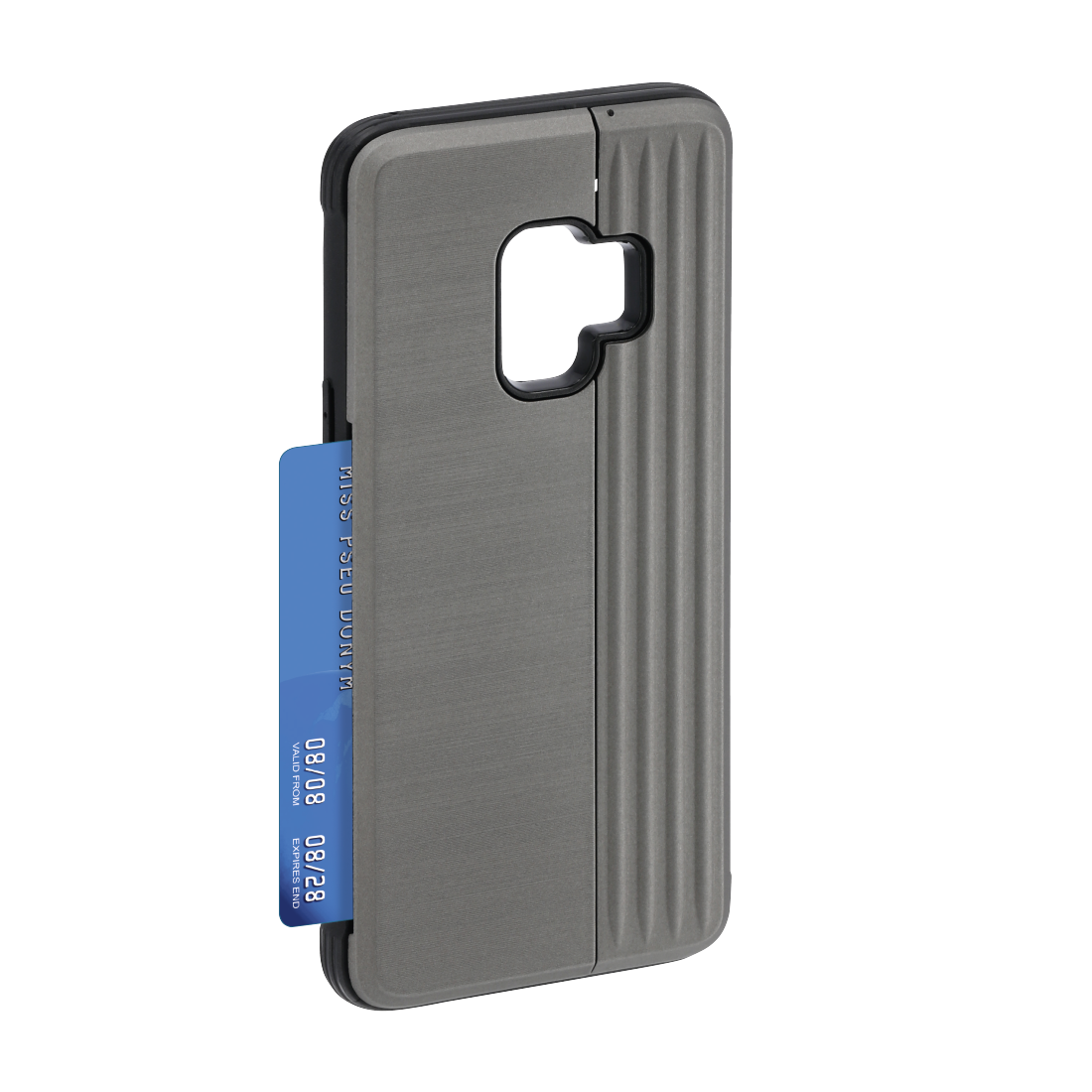 "abx4 High-Res Image4 - Hama, Coque de protection ""Rugged"" pour Samsung Galaxy S9, anthracite"