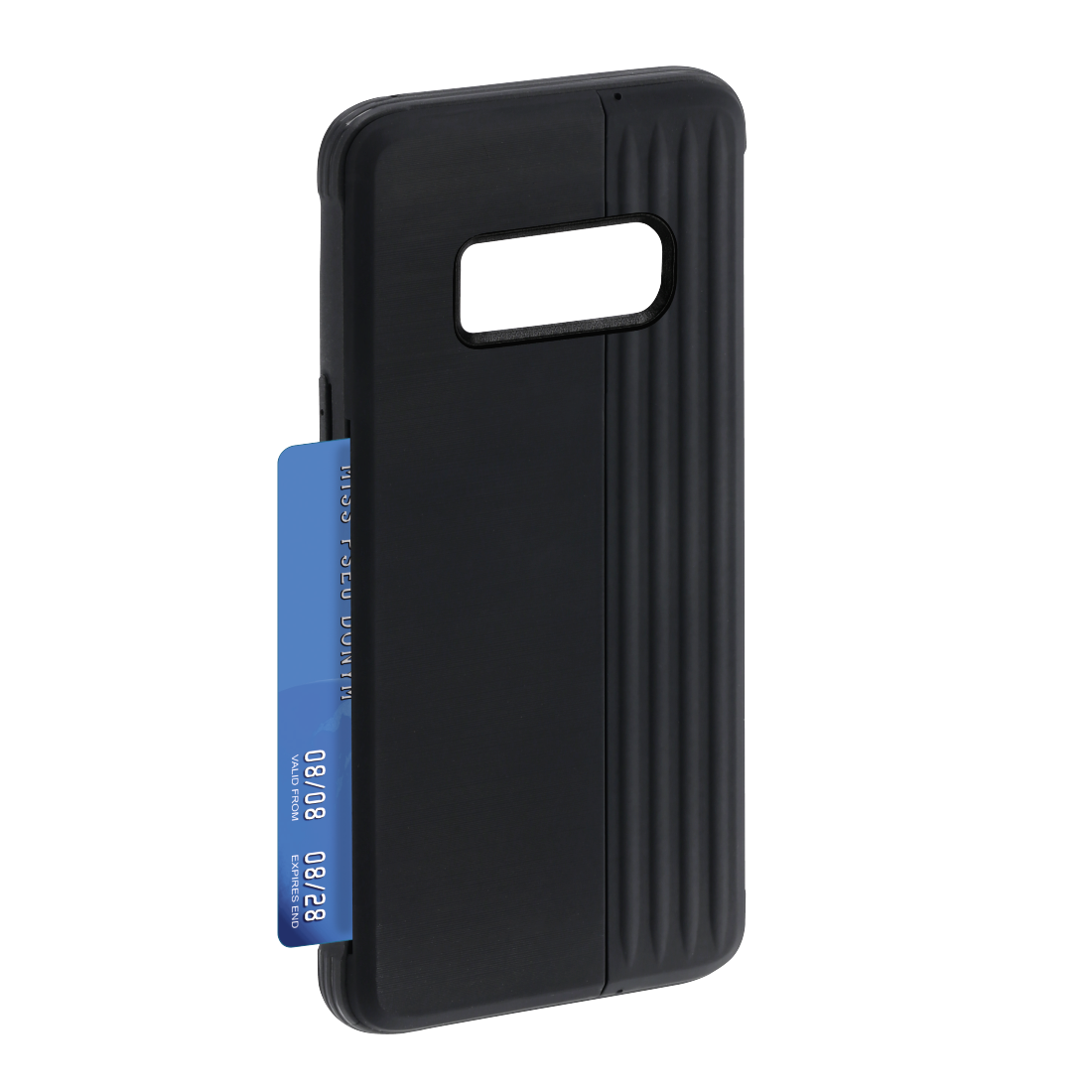 "abx4 High-Res Image4 - Hama, Coque de protection ""Rugged"" pour Samsung Galaxy S10+, noir"