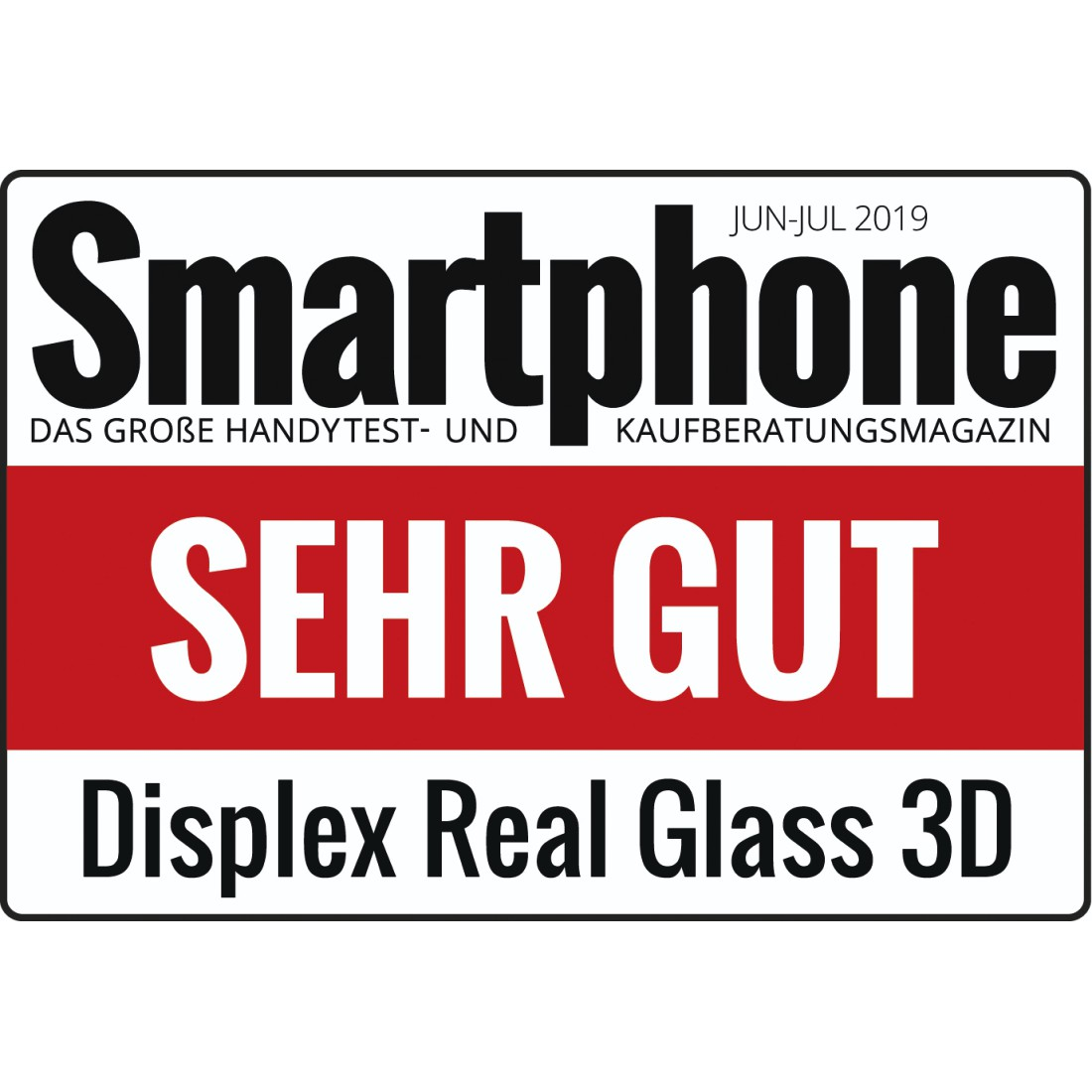 tex Druckfähiges Testurteil - Hama, Verre de protection Full-Screen 3D pour Huawei P30, noir
