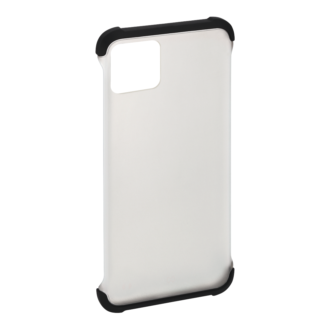 "abx2 High-Res Image 2 - Hama, Coque de protection ""EdgeProtector"" pour Apple iPhone 11 Pro Max, noire"