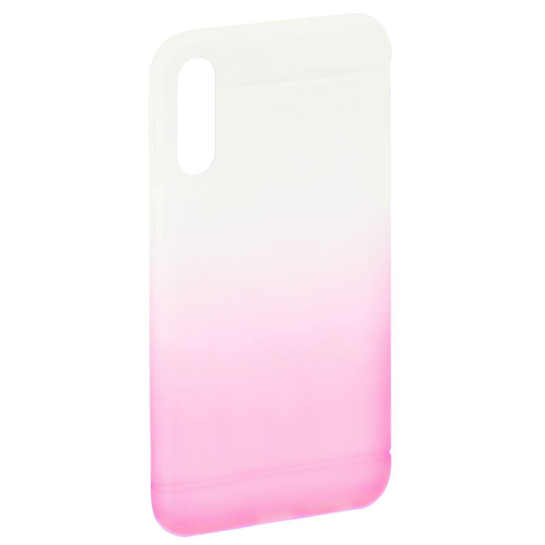 "abx2 High-Res Image 2 - Hama, Coque de protection ""Colorful"" pour Samsung Galaxy A50/A30s, transp./rose"