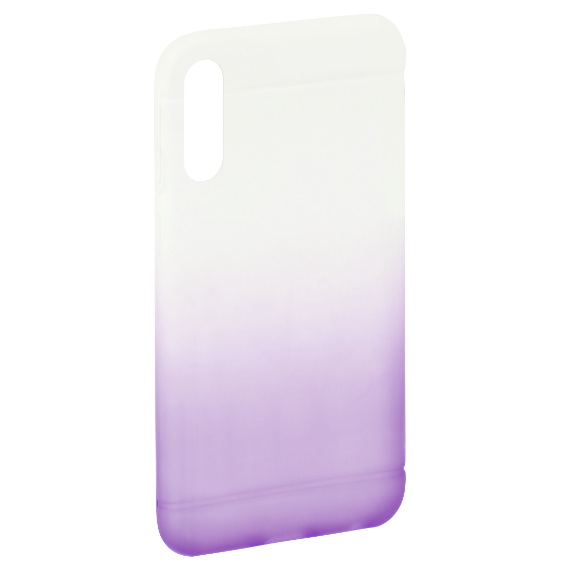 "abx2 High-Res Image 2 - Hama, Coque de protection ""Colorful"" pour Samsung Galaxy A70, transp./lilas"