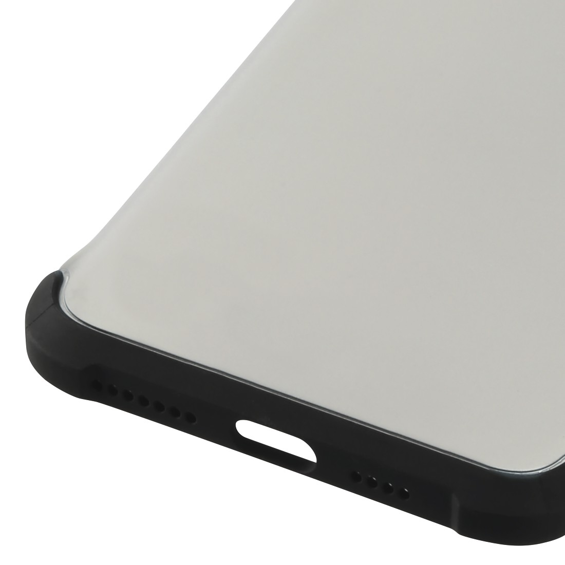 "dex High-Res Detail - Hama, Coque de protection ""EdgeProtector"" pour Apple iPhone 11 Pro Max, noire"