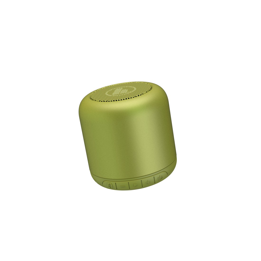 "abx High-Res Image - Hama, Enceinte Bluetooth® ""Drum 2.0"", 3,5 W, vert jaune"