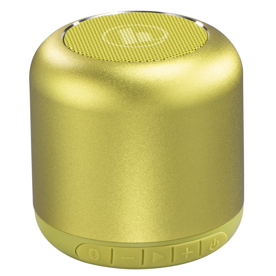 "abx3 High-Res Image 3 - Hama, Enceinte Bluetooth® ""Drum 2.0"", 3,5 W, vert jaune"