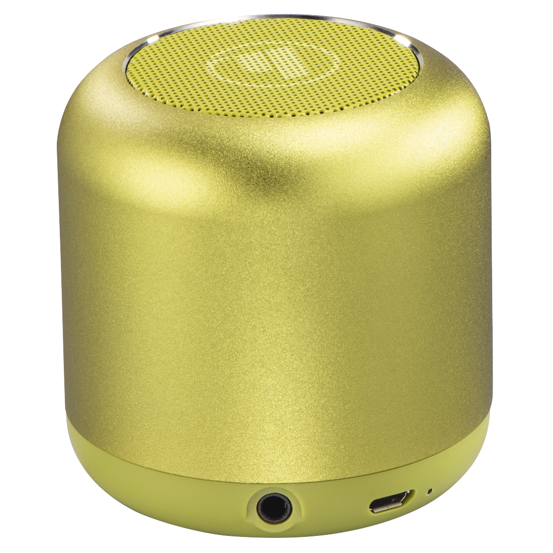 "abx4 High-Res Image4 - Hama, Enceinte Bluetooth® ""Drum 2.0"", 3,5 W, vert jaune"