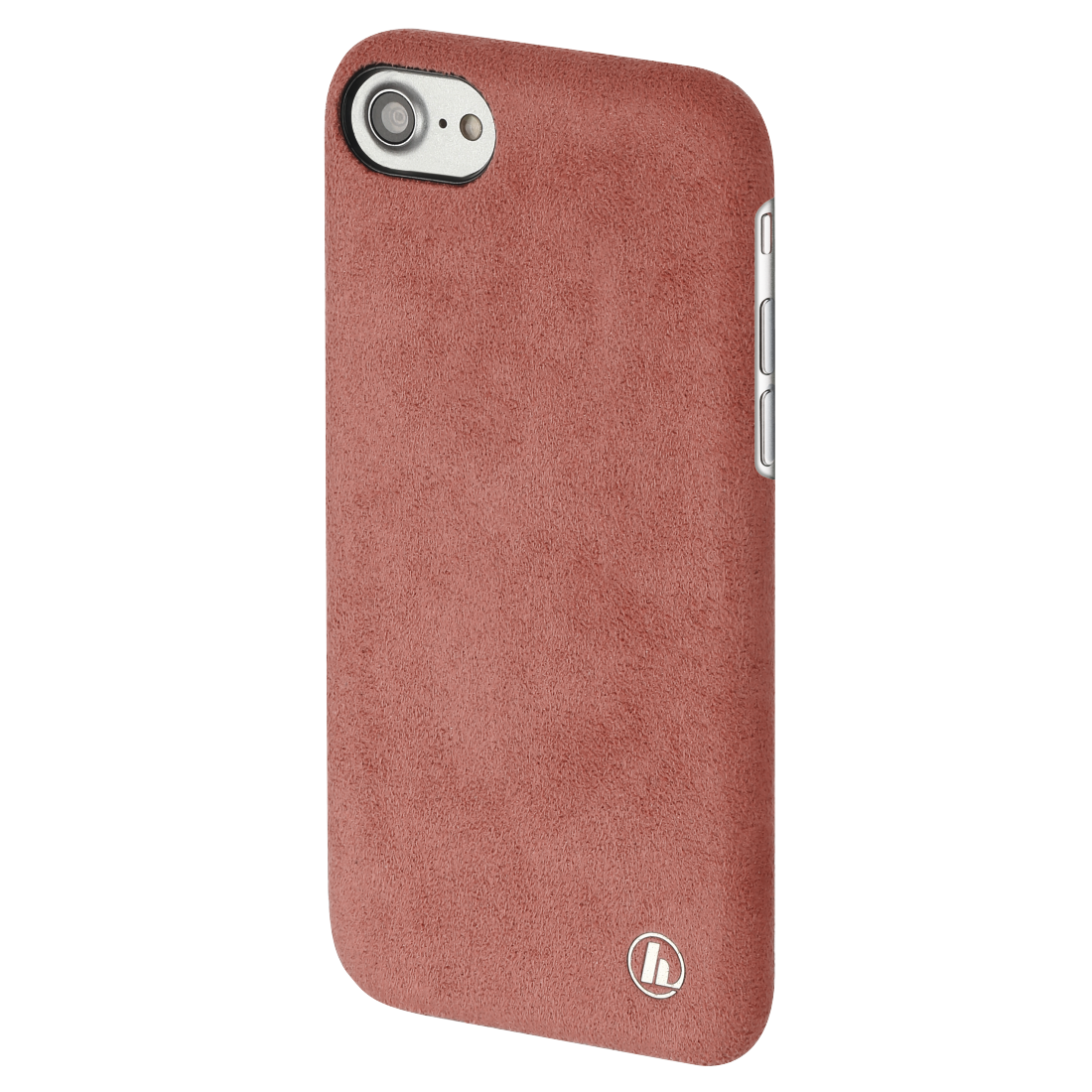 "abx3 High-Res Image 3 - Hama, Coque protect. ""Finest Touch"" pr Apple iPhone 6/6s/7/8/SE 2020, corail"