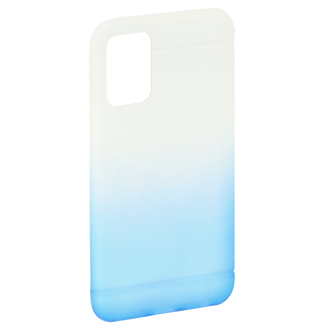 "abx2 High-Res Image 2 - Hama, Coque de protection ""Colorful"" pour Samsung Galaxy A41, transp./bleu"