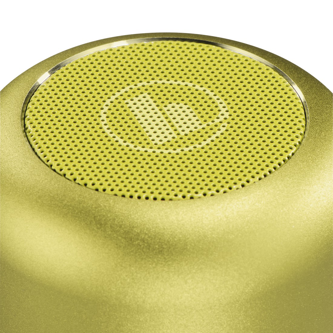 "dex High-Res Detail - Hama, Enceinte Bluetooth® ""Drum 2.0"", 3,5 W, vert jaune"