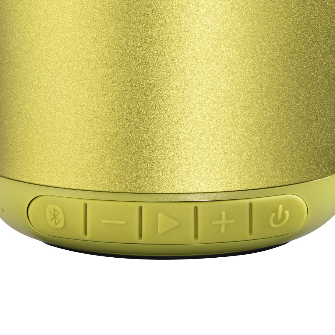 "dex2 High-Res Detail 2 - Hama, Enceinte Bluetooth® ""Drum 2.0"", 3,5 W, vert jaune"
