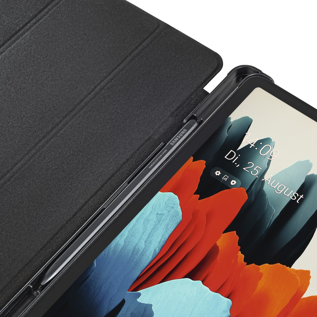 "dex High-Res Detail - Hama, Pochette tablet. ""Fold"" cp. cray., Samsung Galaxy Tab S7 11"""