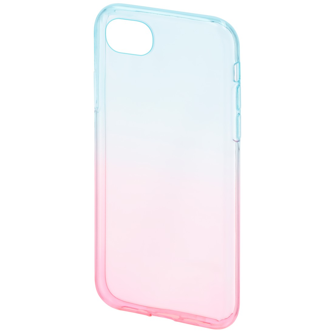 "abx2 High-Res Image 2 - Hama, Coque de protection ""Shade"" pr Apple iPhone 6/6s/7/SE 2020, bleue/rose"
