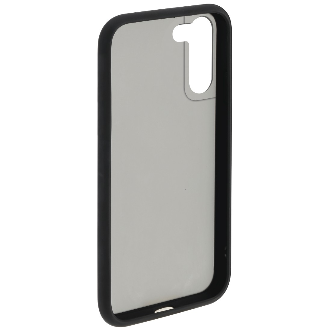 "abx2 High-Res Image 2 - Hama, Coque de protection ""Invisible"" pour Samsung Galaxy S21+ (5G), noire"